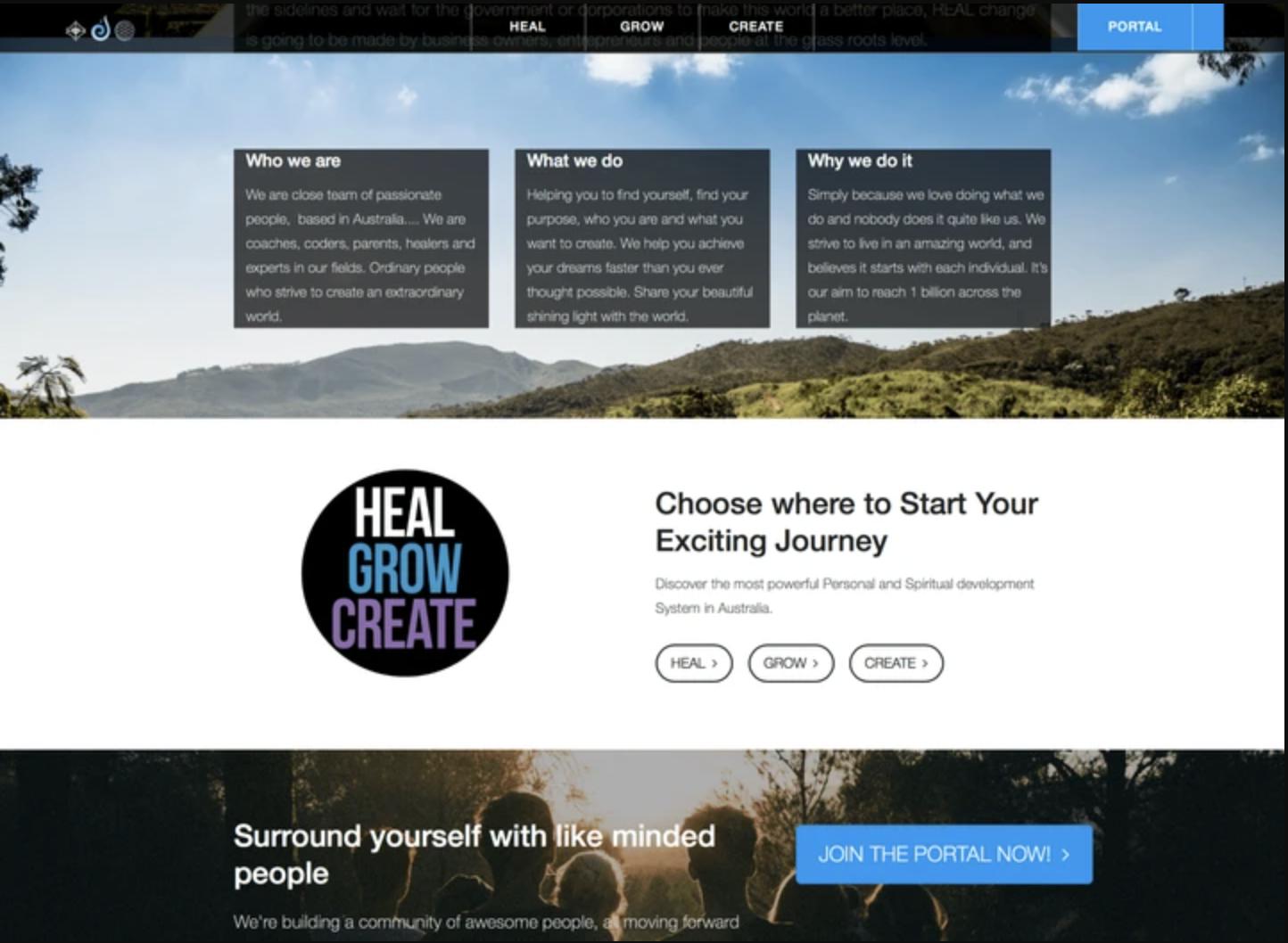 Website Design by Web Tree Digital